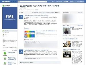 サイバーエージェント、Facebookマーケティング専門部署を設立