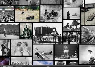 アマナイメージズ、無料iPadアプリ「写真が捉えた歴史的瞬間100 〜corbis collectio1〜」を提供開始