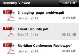 Adobe、iPhone/iPad向けPDFリーダーアプリ「Adobe Reader」を提供開始