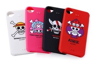 レイ・アウト、人気アニメ「ワンピース」のキャラクターが描かれたiPhone4S/4ケース