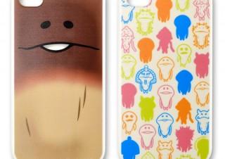 iPhoneアプリで人気の「おさわり探偵 なめこ栽培キット」がiPhone4S/4用アクセサリで登場!