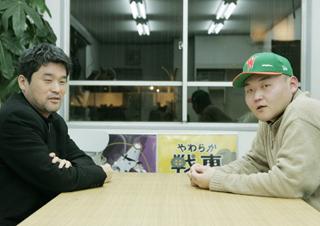 ザ・対談/高山 晃(fan works)×みやかけお ネットアニメは進化する