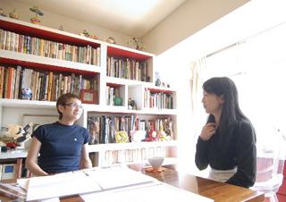 ザ・対談/坂本志保×勝本みつる ブックデザインの「現場」