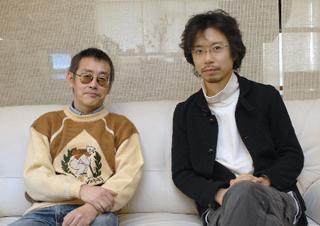 ザ・対談/上田キミヒロ(ロクナナ代表)×A.e.Suck(Flash アニメーター/ロクナナ取締役) 人が集い、仕事も学びも宿る