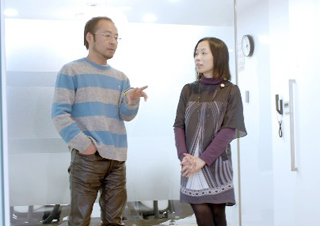 ザ・対談/松蔭浩之×辛酸なめ子 デザインは「エチケット」から