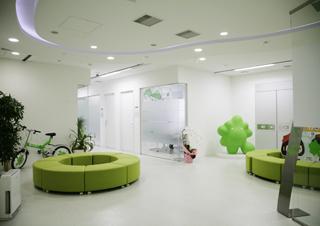 こんなオフィスで働きたい!/第7回 CyberAgent