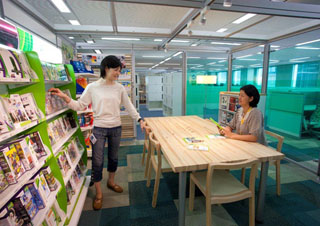 こんなオフィスで働きたい!/第8回 Microsoft Japan