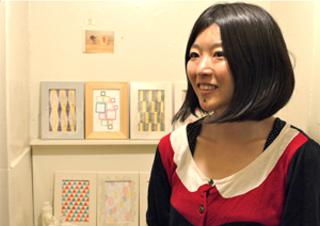 1年生デザイナーの1週間/その72 牧田亜希さん(ソニックジャム)