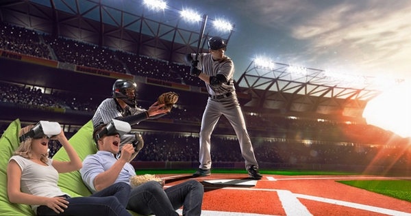 スポーツテレビ局のJスポーツ、野球やサッカーをVRで楽しめるアプリの提供を開始