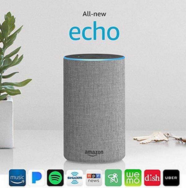 「Amazon Echo(第二世代)」