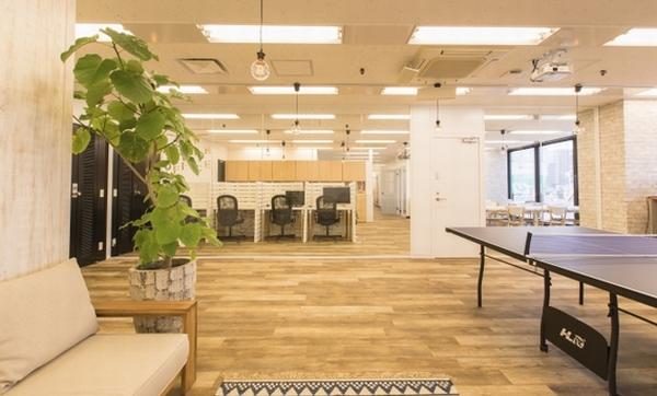 自動リモート鍵管理で24時間利用できるシェアオフィス「KEY STATION OFFICE」がOYOと提携