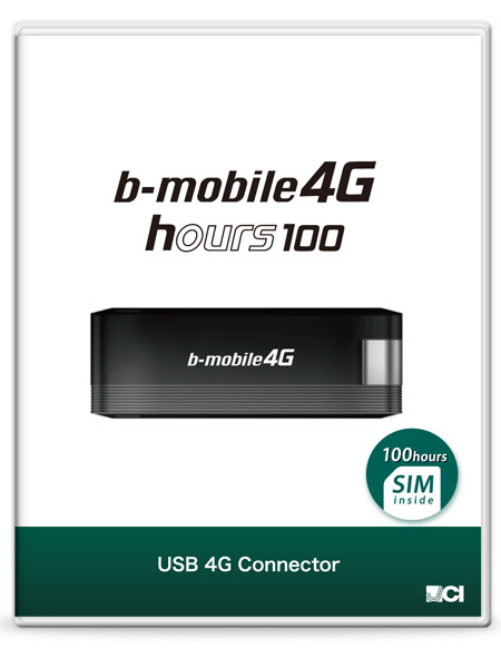 b-mobile4G hours100