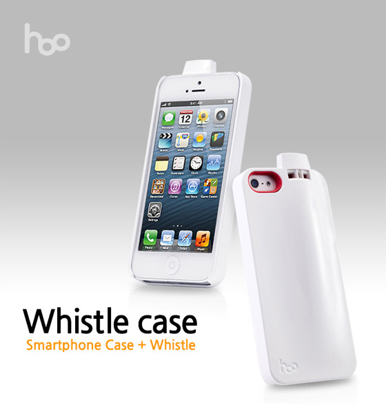 「Whistle Case for iPhone5」