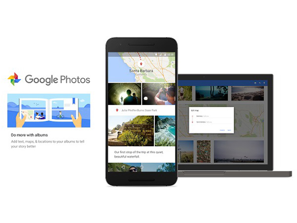 「Google Photos」