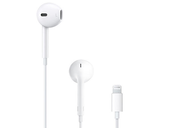 「EarPods with Lightning Connector」