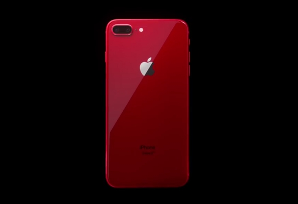 iPhone8/8 Plus (PRODUCT)RED Special Edition