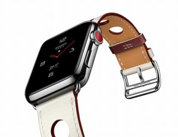 現行のApple Watch Series 3