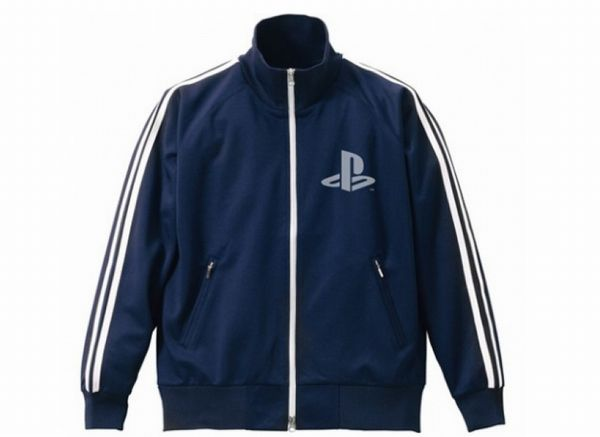 "ジャージVer.2 ""PlayStation""/NAVY×WHITE-S 7,040 円(税込)"
