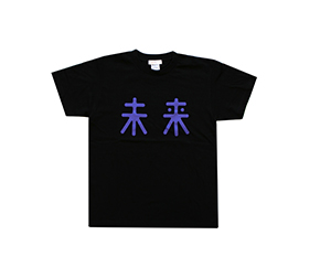Tシャツ(ロゴ) 3色展開 各2,640円(税込)