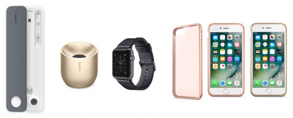 iPhone7/Apple Watch Series 2/Apple Pencil対応アクセサリ
