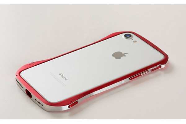 iPhone7専用 Deff製 Cleave Aluminum Bumper Limited Edition