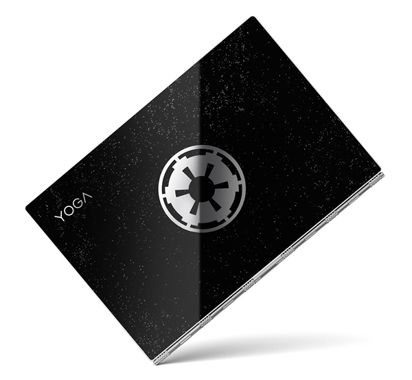 Star Wars Special Edition Lenovo Yoga 920 Galactic Empire © & TM Lucasfilm Ltd.
