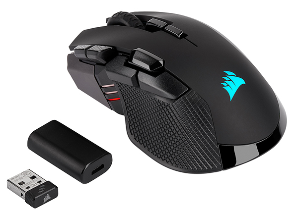 「IRONCLAW RGB WIRELESS」