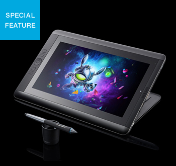how to connect cintiq companion to pc